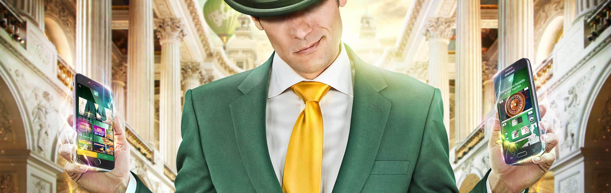 Mr.Green App